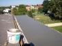 Prace przy balkonie plabanii