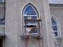 Wymiana okien w Kościele